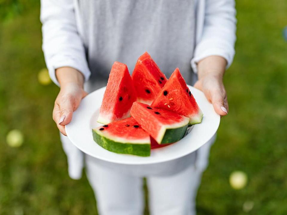 吃西瓜的好處
