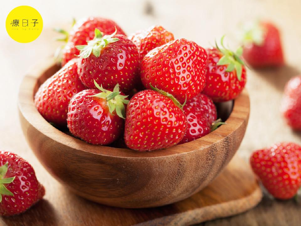 草莓營養、好處知多少?草莓挑選、採摘、清洗全攻略!