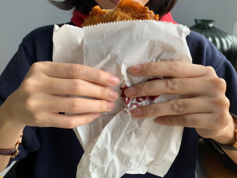雞排防油紙袋
