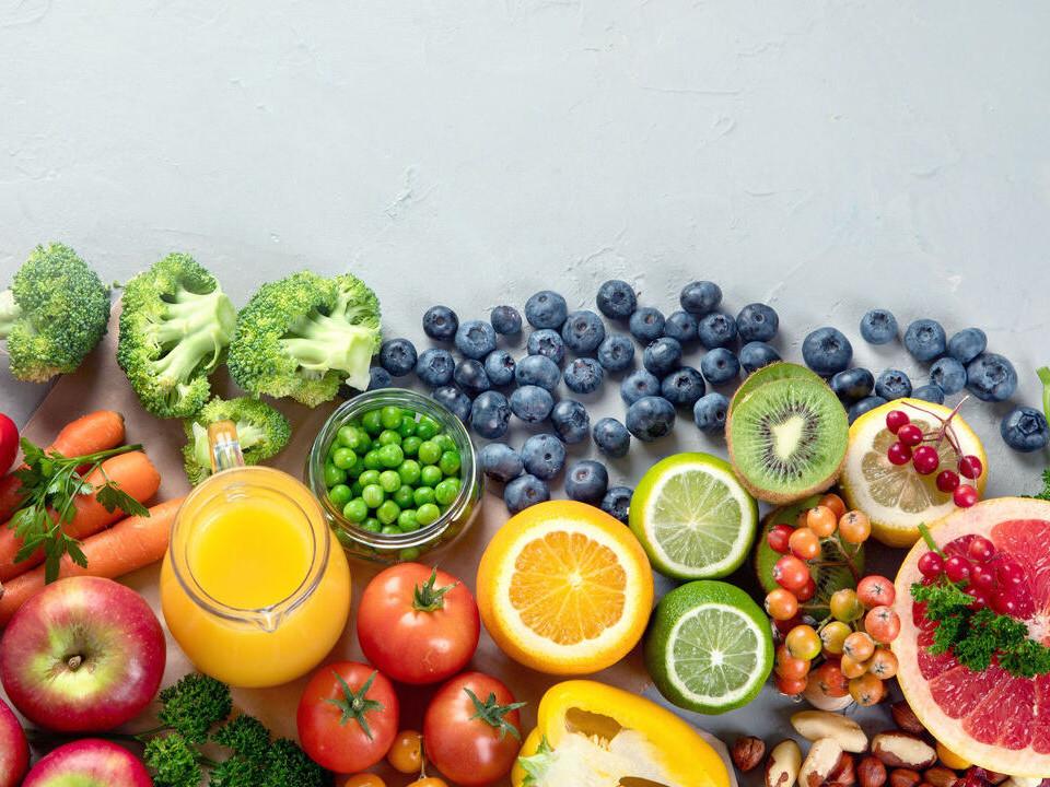 膳食纖維十大蔬果排行榜,4蔬菜2水果高纖解便秘CP值最高!