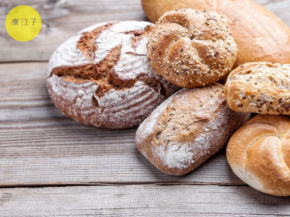 麵包熱量排行