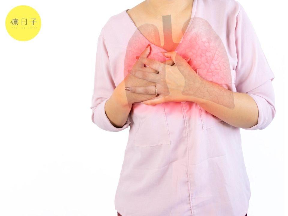 久咳不癒?若超過三週沒改善,可能是罹患肺癌的徵兆!