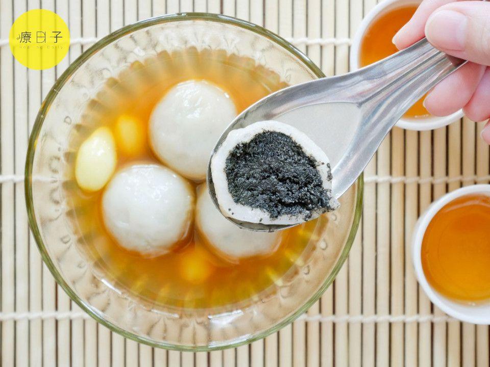 湯圓健康煮法