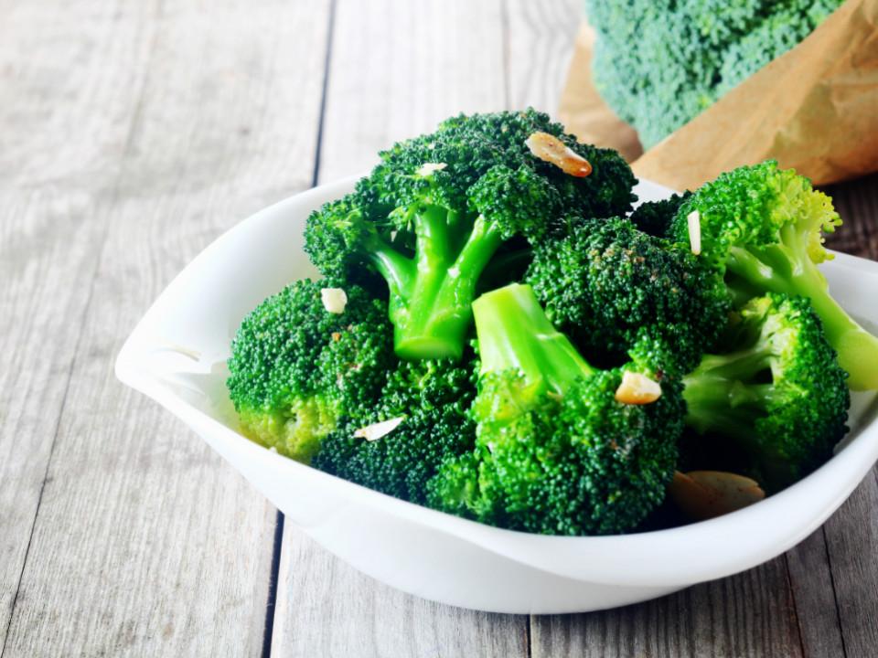 綠花椰菜營養