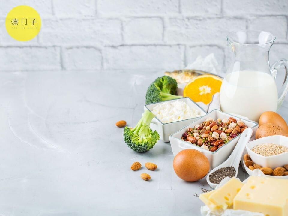 補鈣怎麼吃