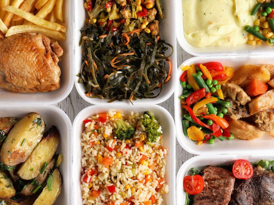 外食減肥吃什麼