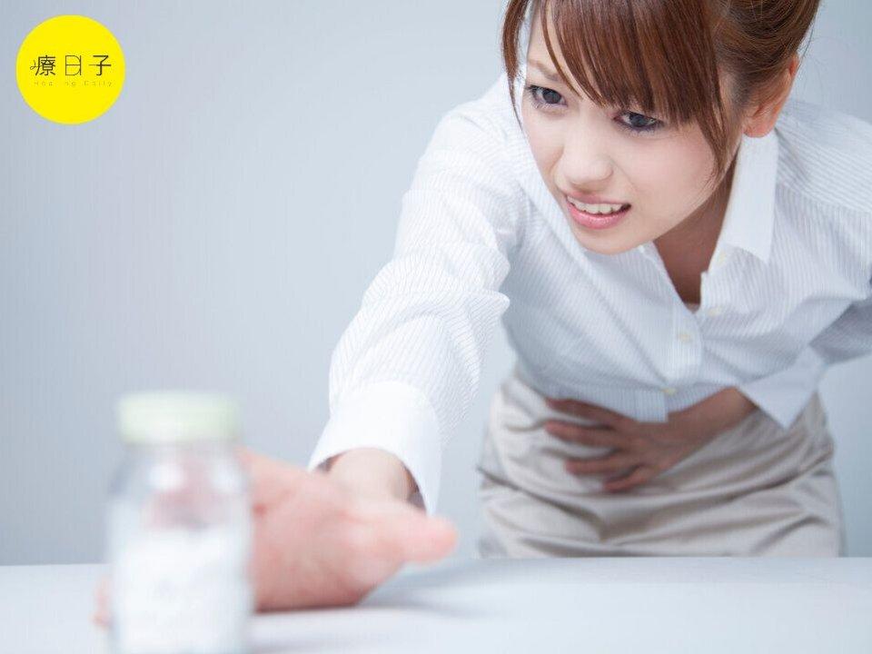胃潰瘍症狀