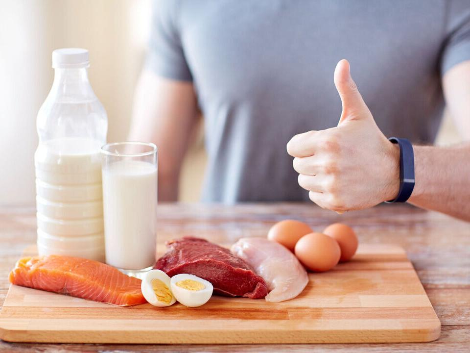 蛋白質怎麼吃