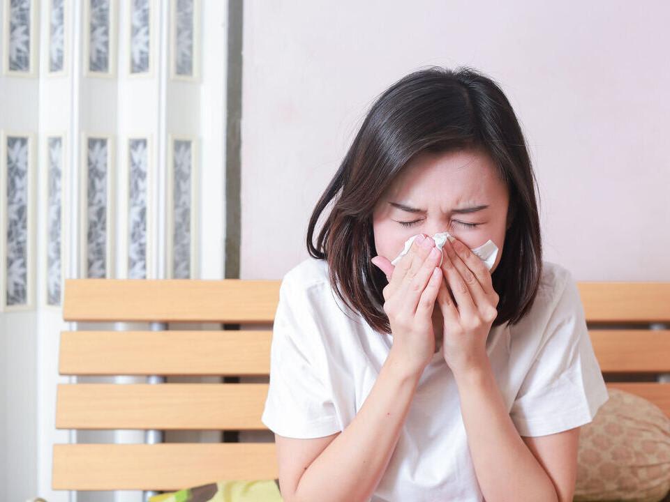 過敏性鼻炎治療