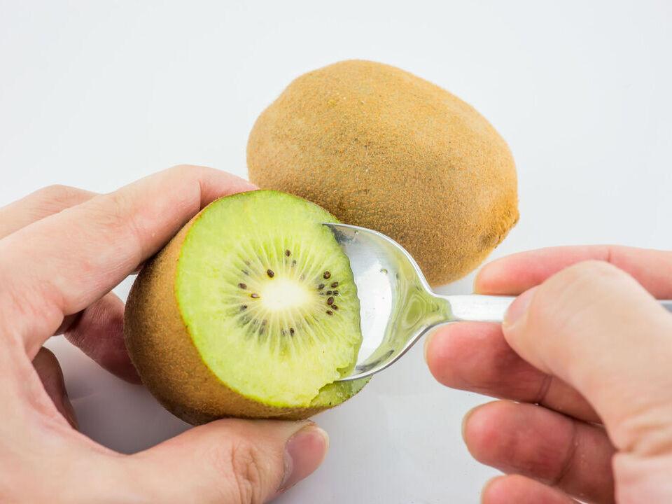 奇異果營養密度