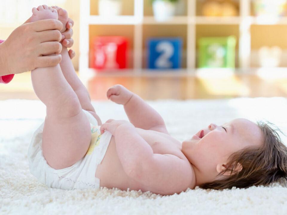 嬰兒尿布疹