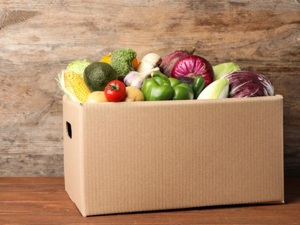 防疫蔬菜箱