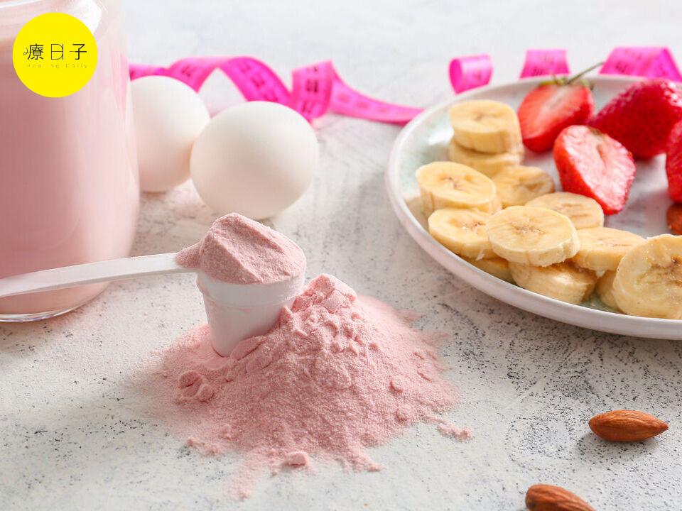 乳清蛋白減肥