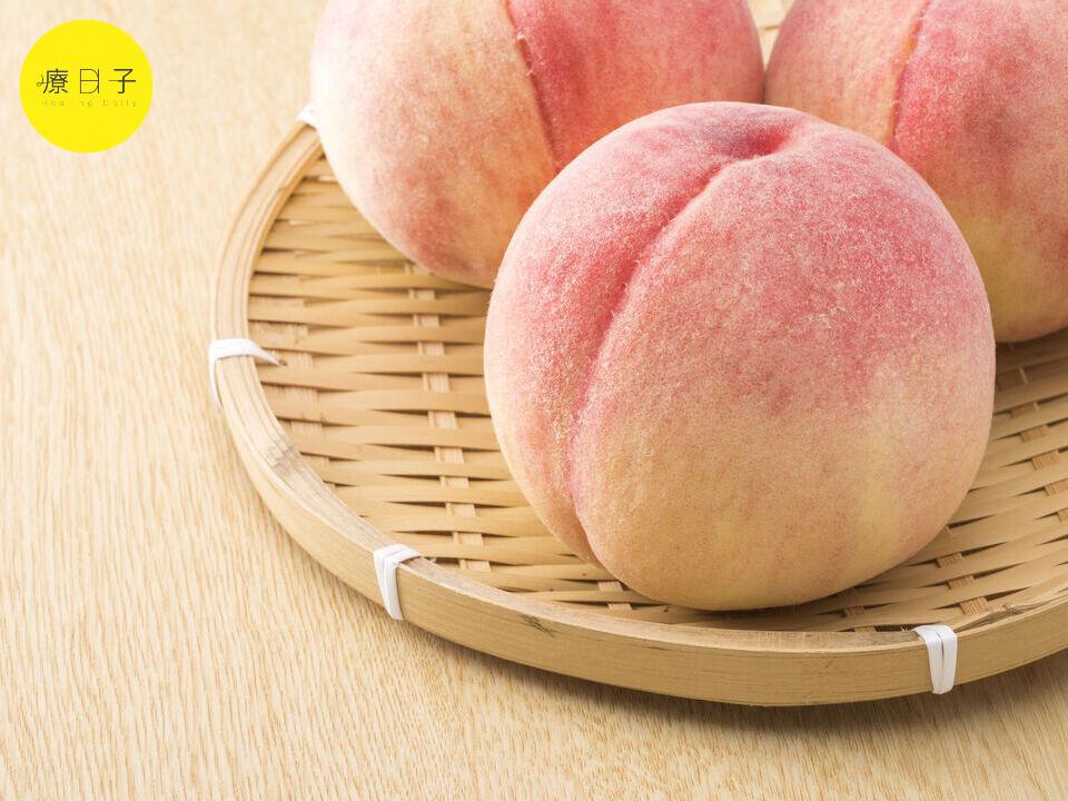 水蜜桃營養 水蜜桃保存 水蜜桃熱量