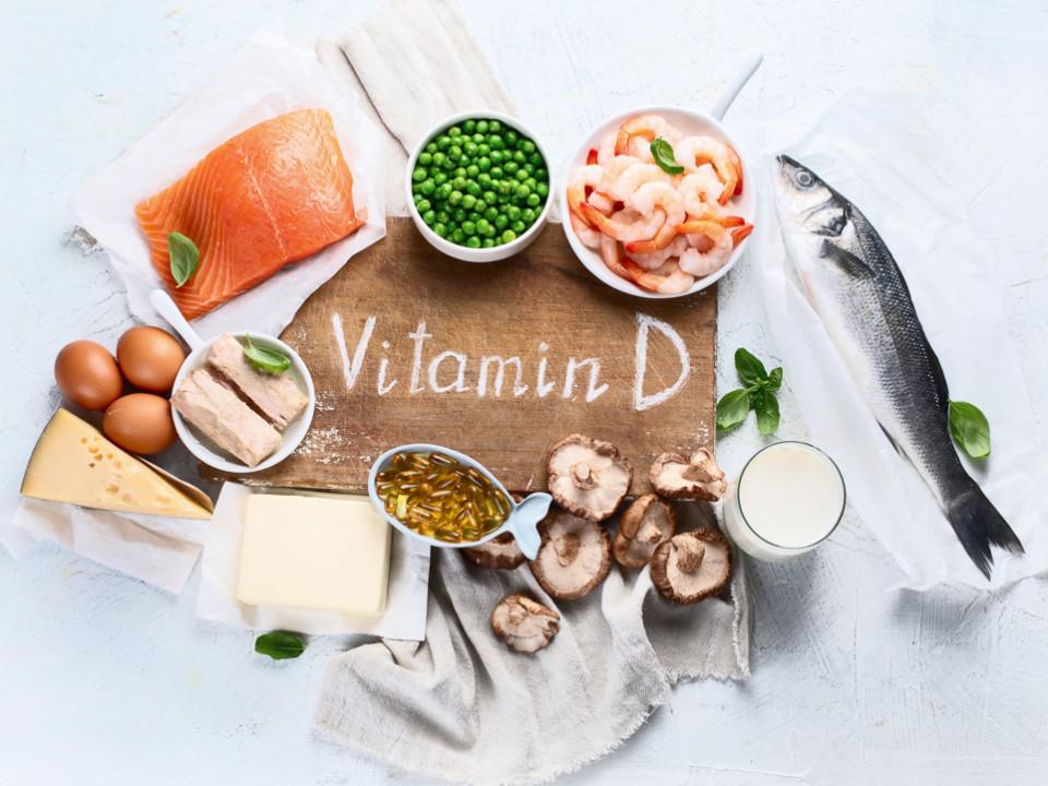 維生素D食物