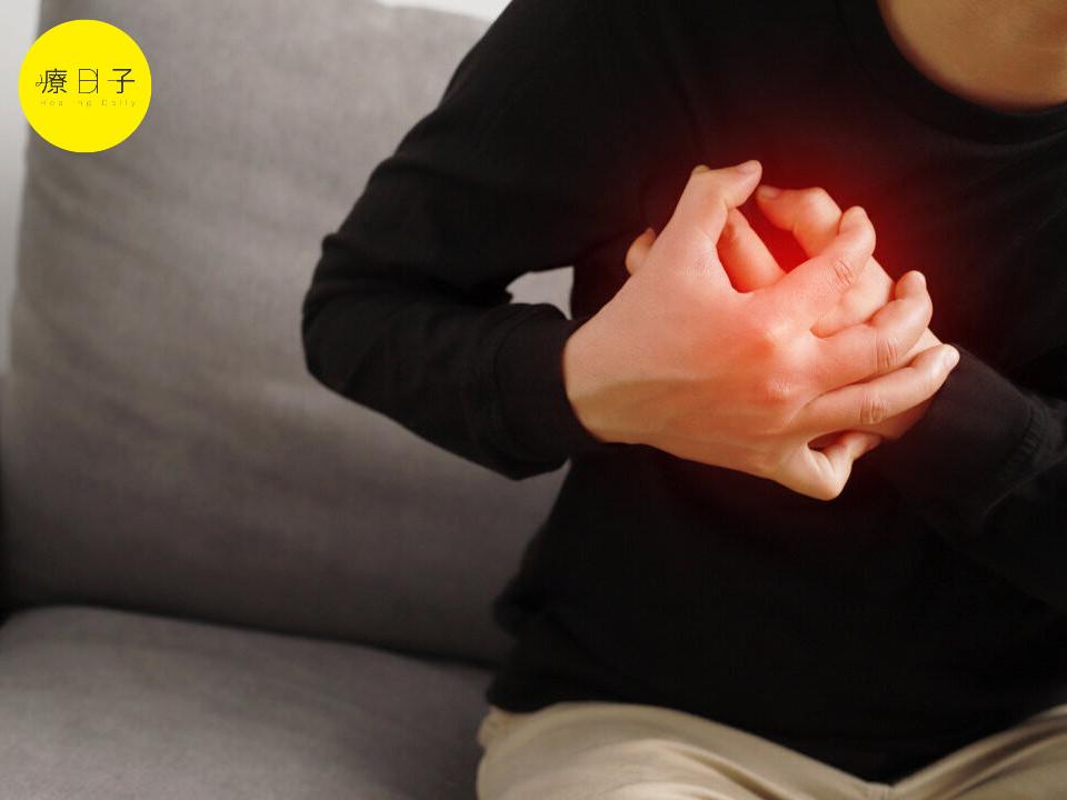 心臟病前兆