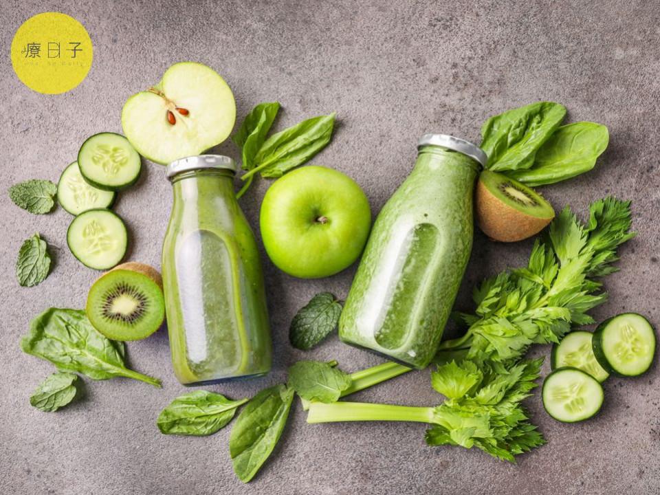 綠拿鐵減肥
