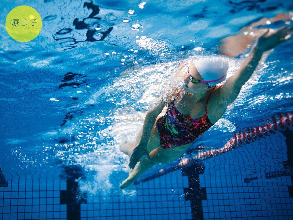 游泳會染疫嗎